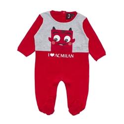 Milan-boy baby romper