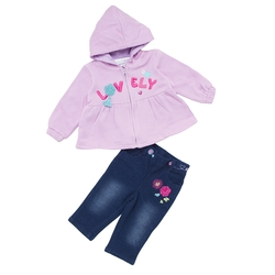Linea Cangurino - girl set