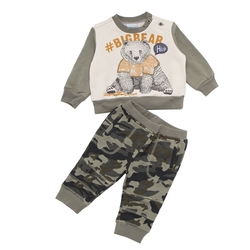 Linea Cangurino - boy set