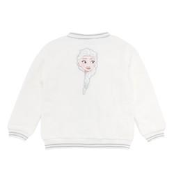 girl sweater, melange grey, 10 anni