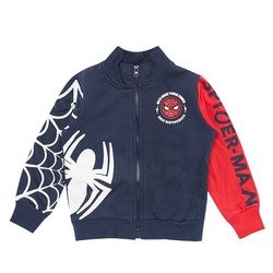 Spiderman - boy sweater