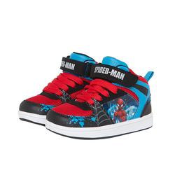 Spiderman-boy shoes
