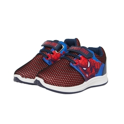 boy shoes, red, 32
