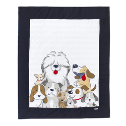 Linea Cangurino-boy blanket