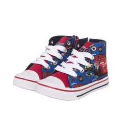boy shoes, navy blue, 23