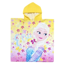 Frozen - beach towel girl