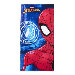 Spiderman - beach towel boy