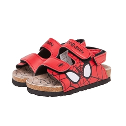 Spiderman - boy sandal