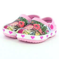 Masha and the Bear - girl slipper
