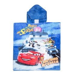 Cars-beach towel boy