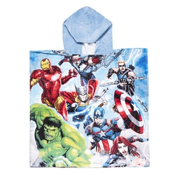 Marvel Avengers - beach towel boy
