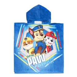 Paw Patrol-beach towel boy