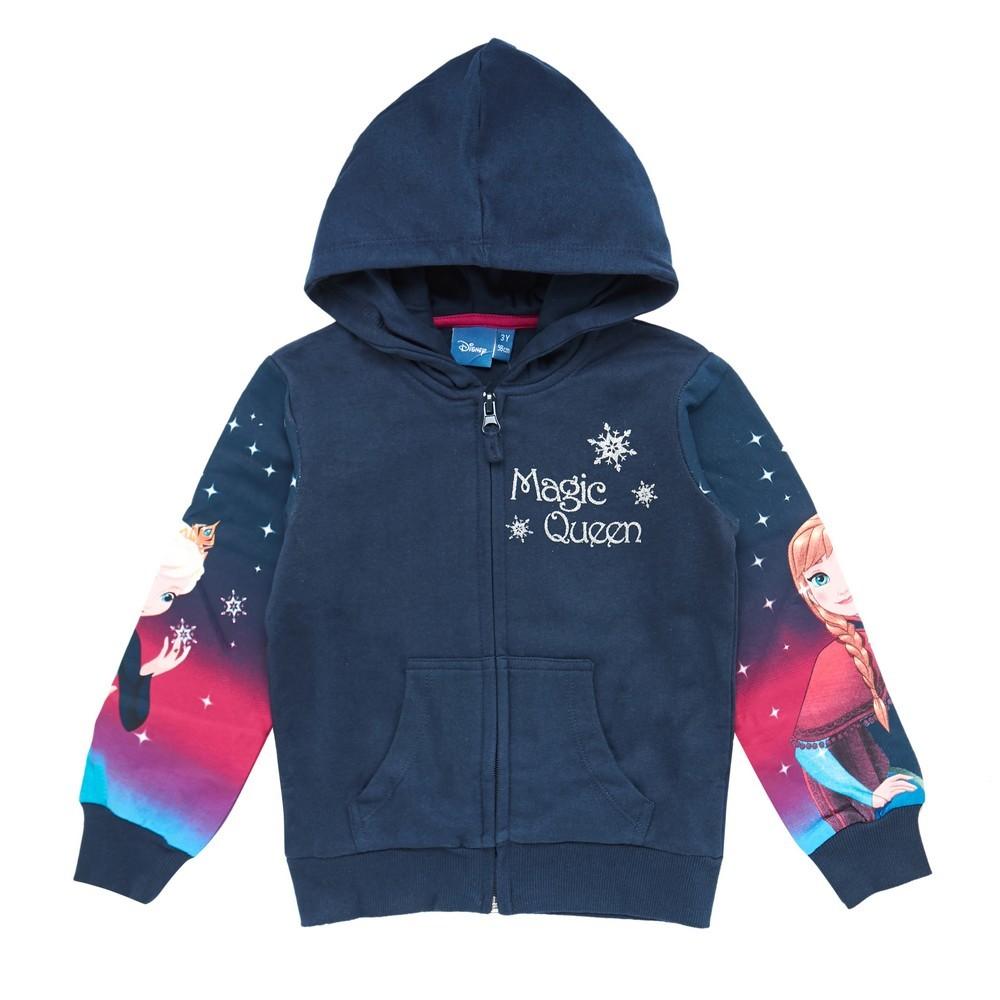 girl sweater, night blue, 4 anni