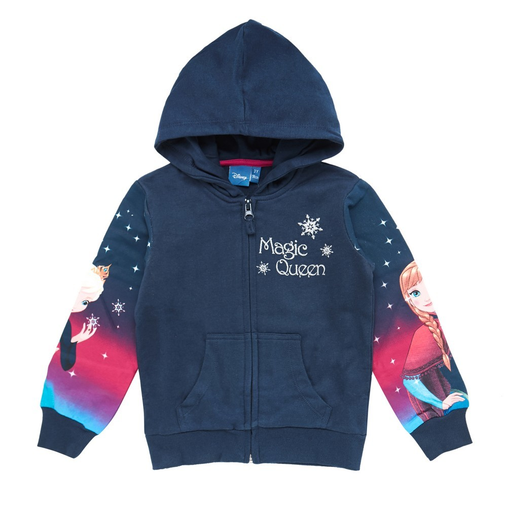 girl sweater, night blue, 7 anni