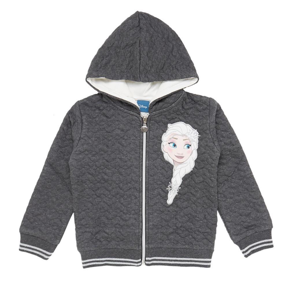 girl sweater, dark high grey, 3 anni