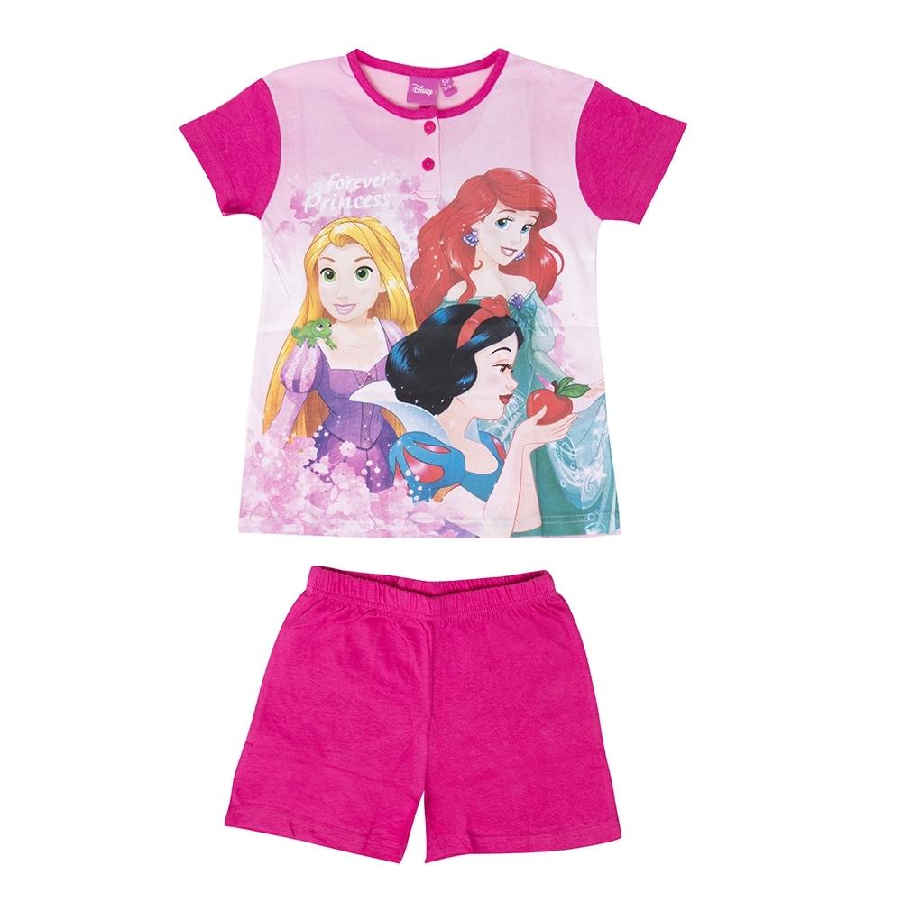 girl pyjama, fuxia, 3 anni