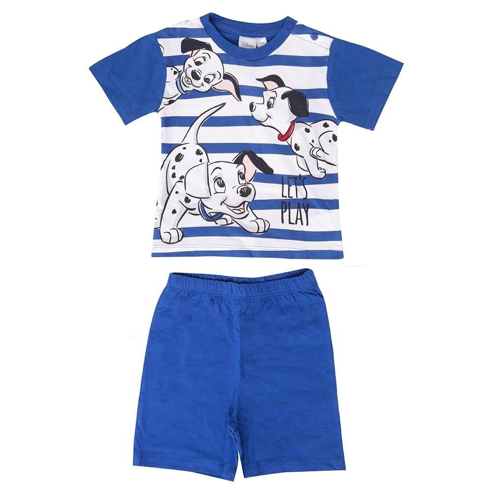 boy pyjama, royal, 12 mesi