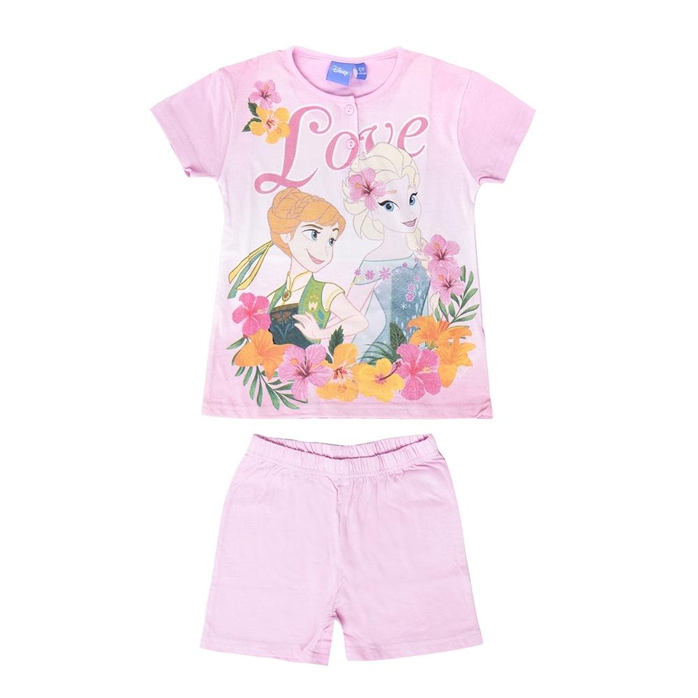 girl pyjama, pale orchid, 3 anni