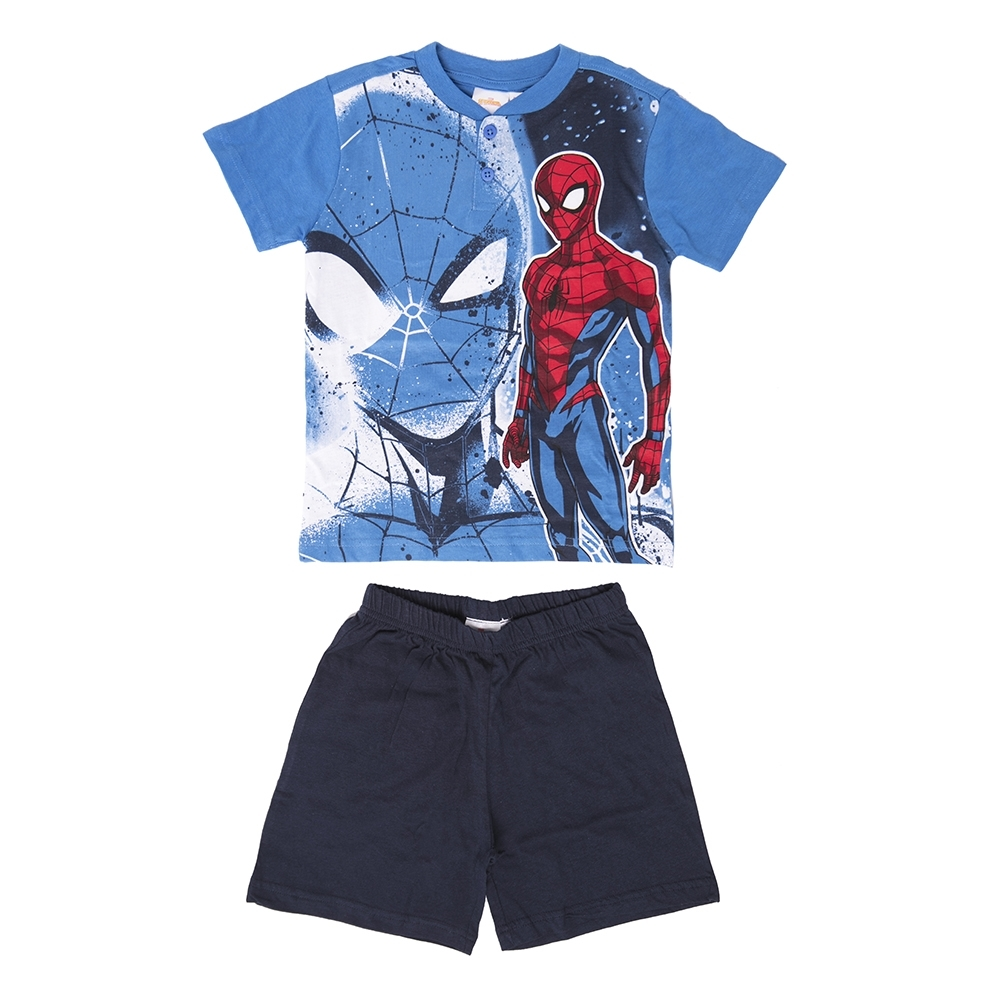 boy pyjama, deep blue, 3 anni