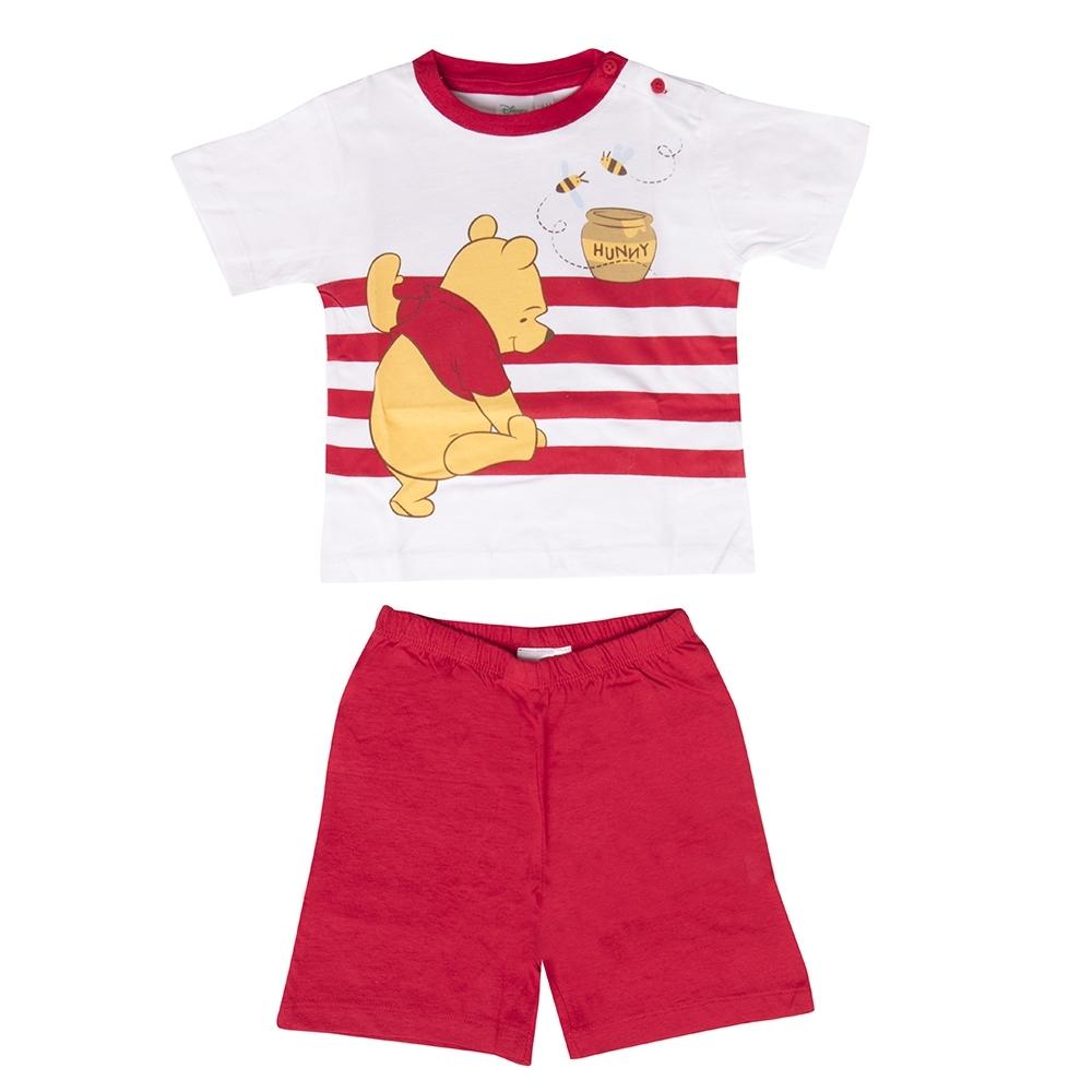 boy pyjama, red, 12 mesi