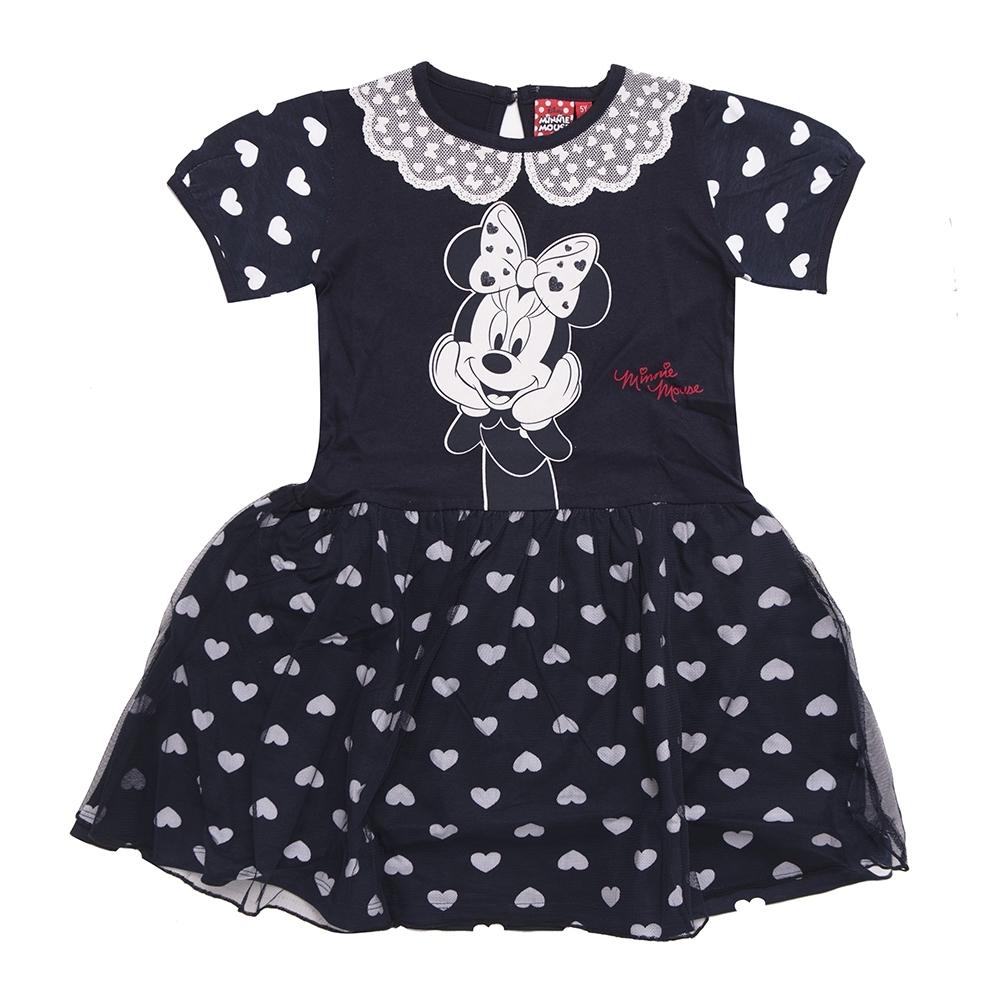 dress girl, navy blue, 4 anni