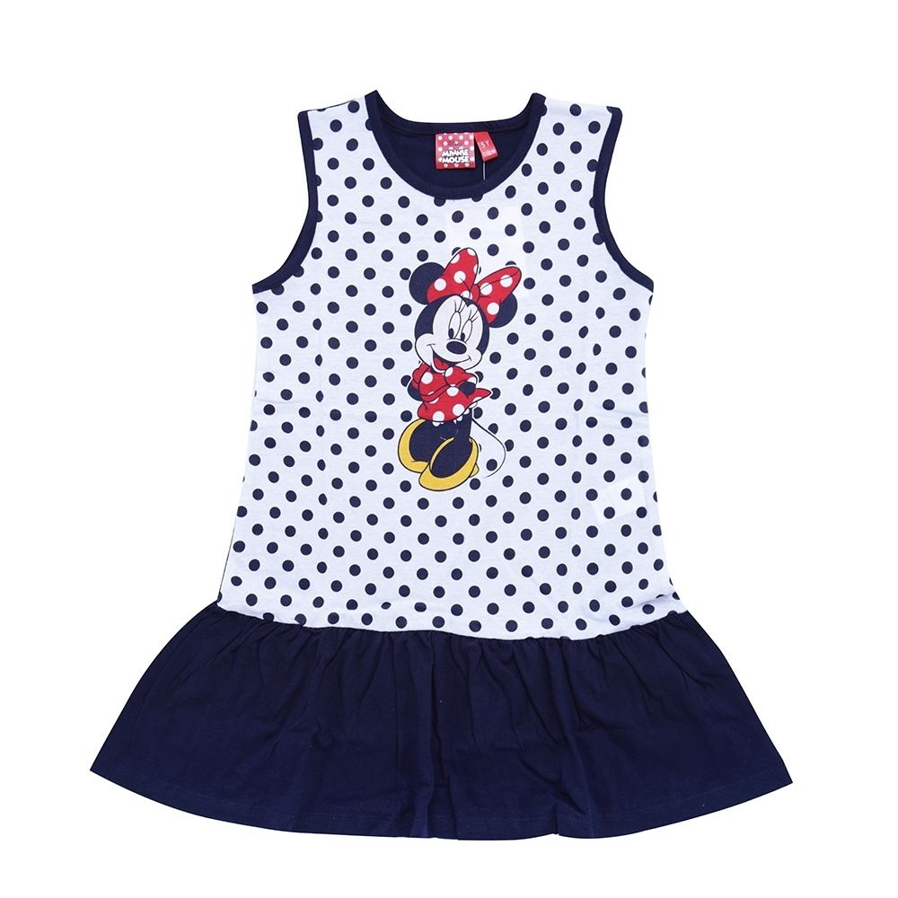 dress girl, navy blue, 24 mesi