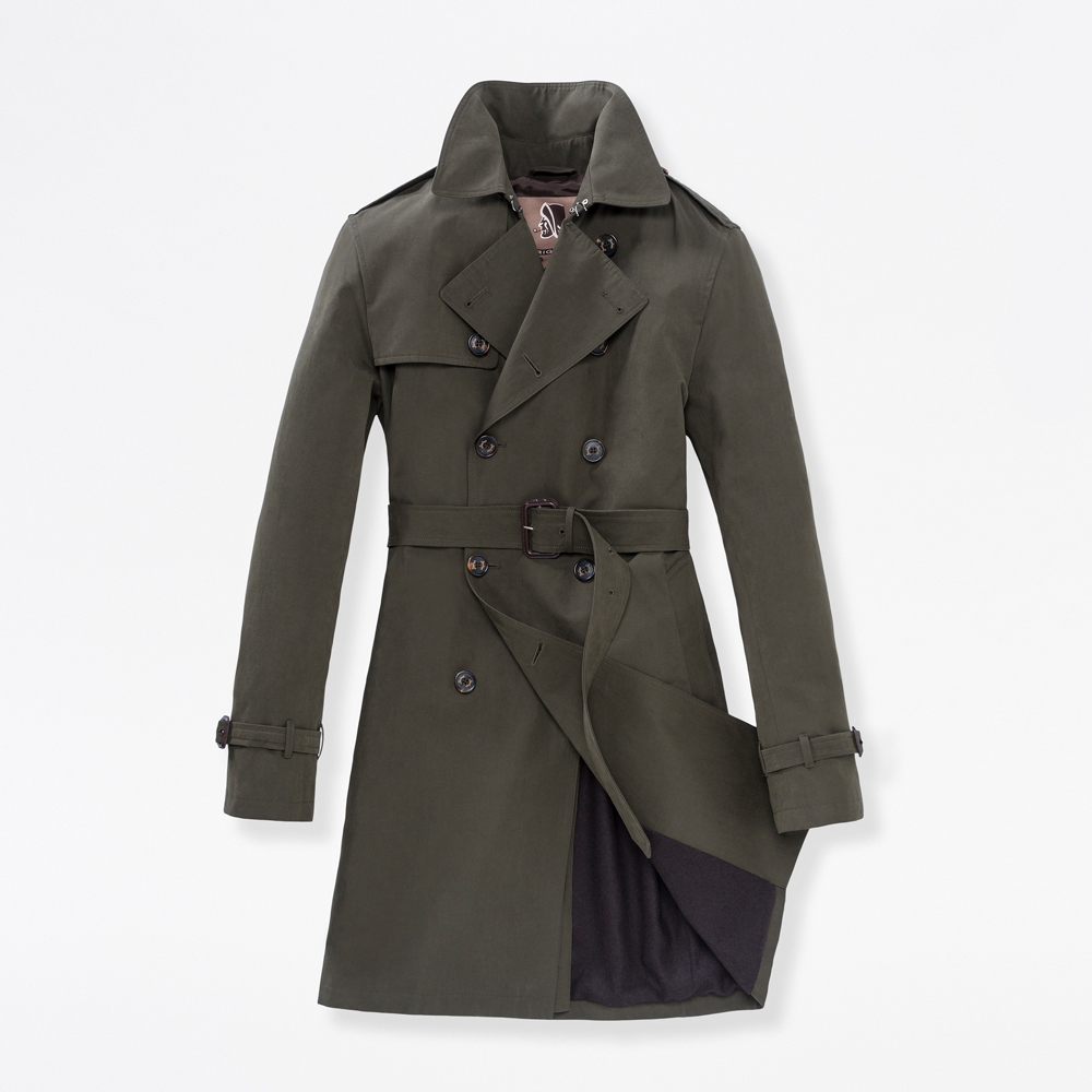 Sealup-TRENCH UOMO