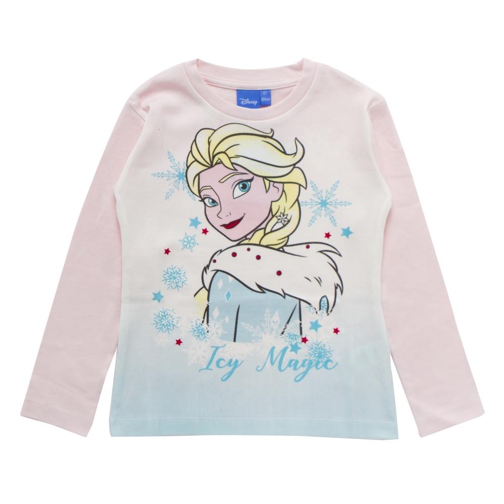 39956e3bf1 t-shirt bambina frozen rosa/pale pink 10 anni - Arnetta
