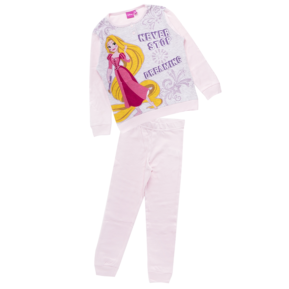 49ae860411 pigiama bambina principesse disney rosa/pale pink 3 anni - Arnetta