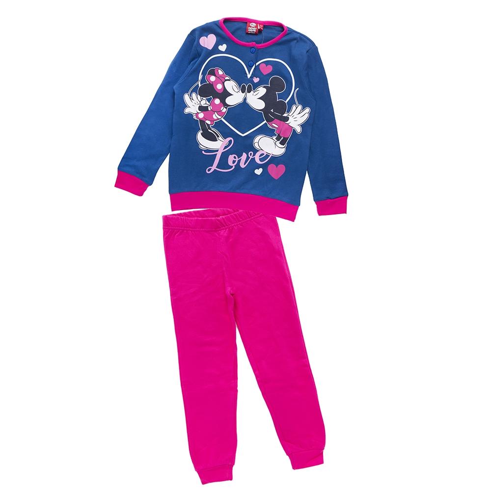 66851b728 walt disney girl pyjama cobalt blue 4 years - Arnetta