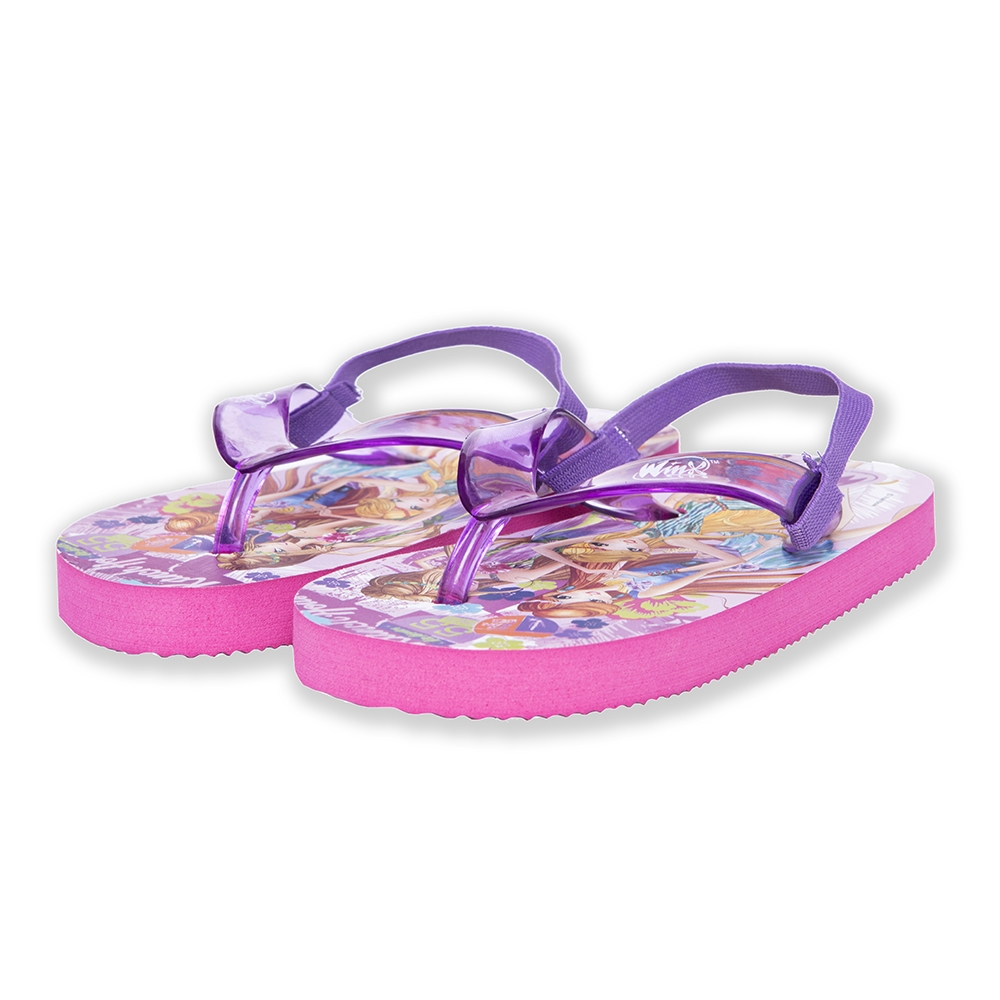 girl slipper